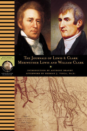Journals of Lewis and Clark by Meriwether Lewis and William Clark