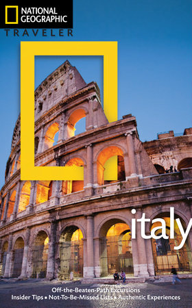 National Geographic Traveler: Italy, 4th Ed. by Tim Jepson