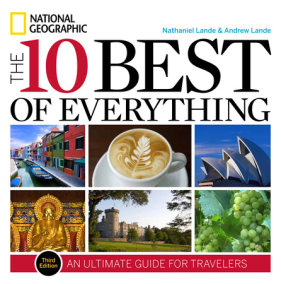 The 10 Best of Everything, Third Edition