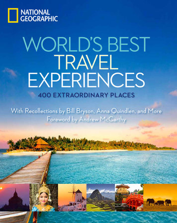 World's Best Travel Experiences by National Geographic