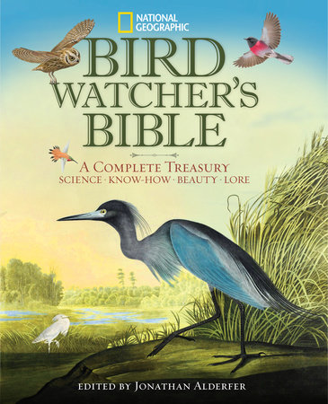National Geographic Bird-watcher's Bible by