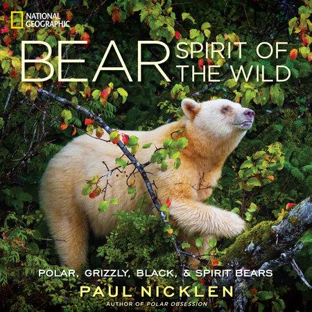 Bear by Paul Nicklen