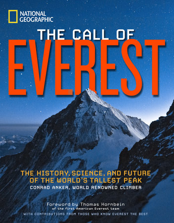 The Call of Everest by Conrad Anker