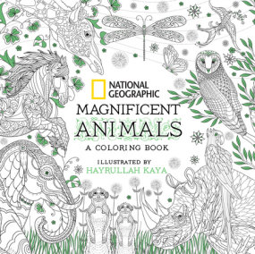 Crochet master class by jean leinhauser rita weiss National geographic coloring book animals