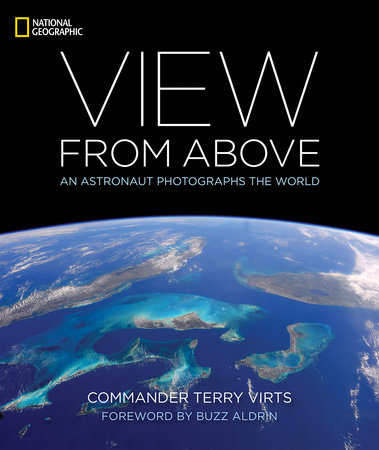 The cover of the book View From Above