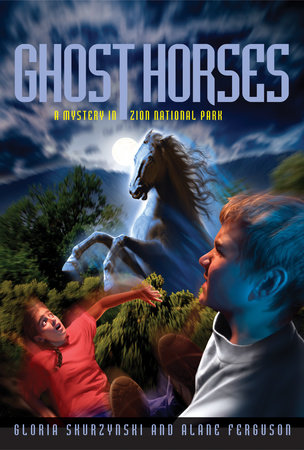 Ghost Horses by Gloria Skurzynski and Alane Ferguson