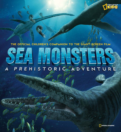 Sea Monsters by Marfé Ferguson Delano