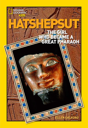 World History Biographies: Hatshepsut by Ellen Galford