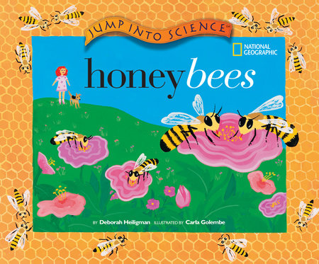 Jump into Science: Honeybees by Deborah Heiligman