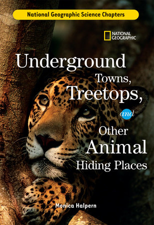 Science Chapters: Underground Towns, Treetops by Monica Halpern