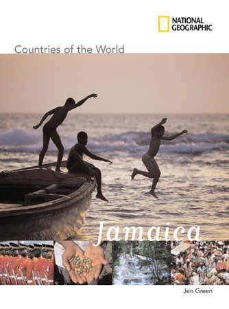National Geographic Countries of the World: Jamaica by Vicky Stone