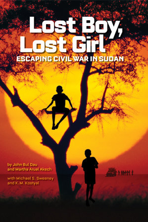 Lost Boy, Lost Girl by John Bul Dau