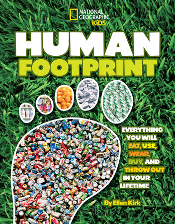 Human Footprint by Ellen Kirk