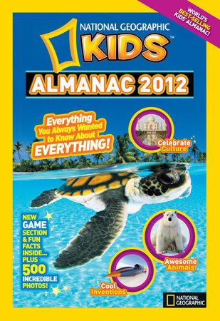 National Geographic Kids Almanac 2012 by National Geographic Kids