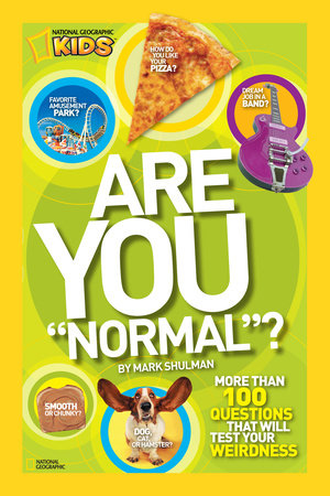 "Are You ""Normal""? by Mark Shulman"