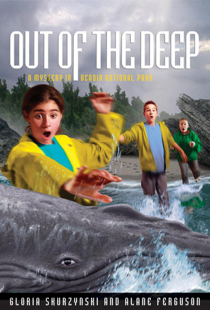 Out Of The Deep by Gloria Skurzynski and Alane Ferguson