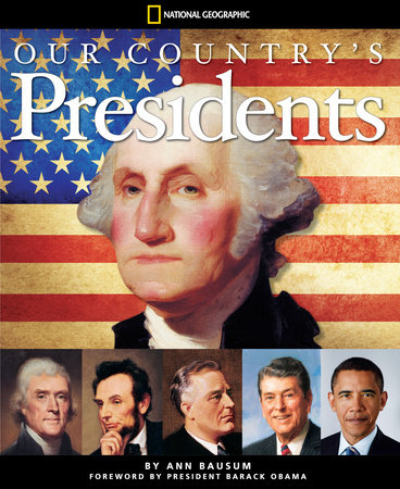 Our Country's Presidents by Ann Bausum