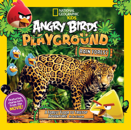 Angry Birds Playground: Rain Forest by Jill Esbaum