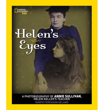 Helen's Eyes by Marfe Ferguson Delano