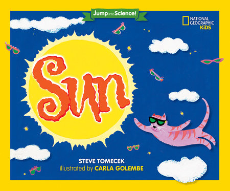 Jump Into Science: Sun by Steve Tomecek