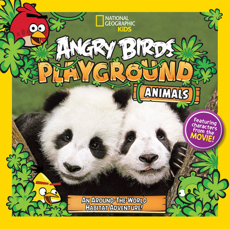 Angry Birds Playground: Animals by Jill Esbaum