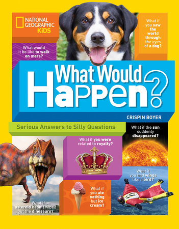 What Would Happen? by Crispin Boyer