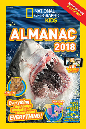National Geographic Kids Almanac 2018 by National Geographic Kids