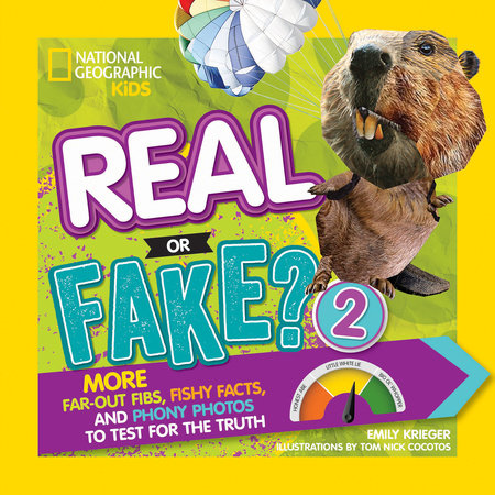 Real or Fake? 2 by Emily Krieger