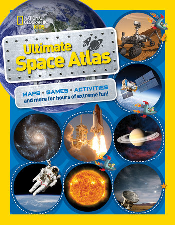 National Geographic Kids Ultimate Space Atlas