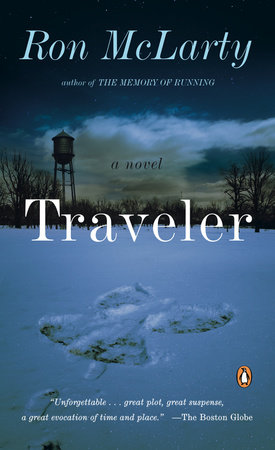 Traveler by Ron McLarty