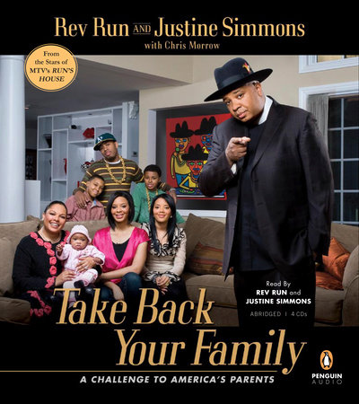 Take Back Your Family by Rev. Run and Justine Simmons