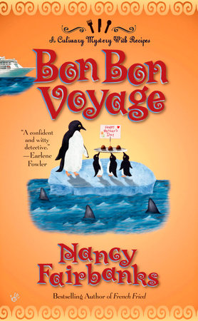 Bon Bon Voyage by Nancy Fairbanks