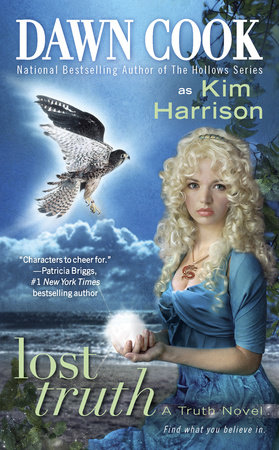 Lost Truth by Dawn Cook