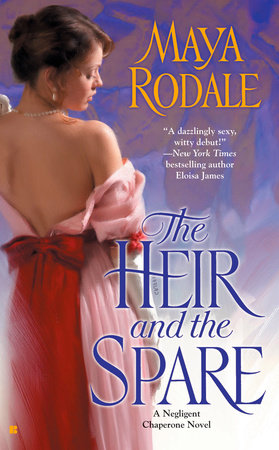 The Heir and the Spare by Maya Rodale