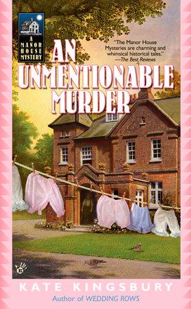 An Unmentionable Murder