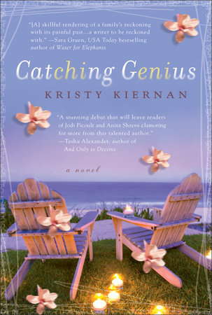 Catching Genius by Kristy Kiernan