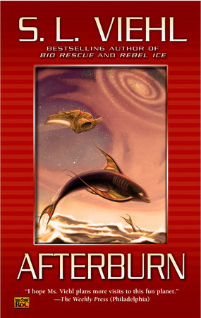 Afterburn by S.L. Viehl