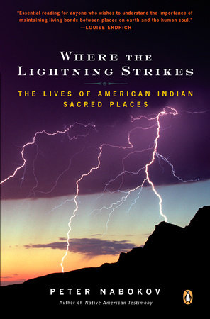 Where the Lightning Strikes by Peter Nabokov