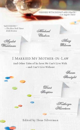 I Married My Mother-In-Law by Ilena SIlverman