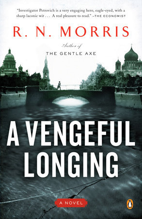 A Vengeful Longing by R. N. Morris