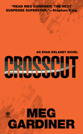 Crosscut by Meg Gardiner