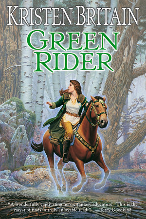 Green Rider by Kristen Britain