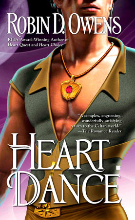 Heart Dance by Robin D. Owens