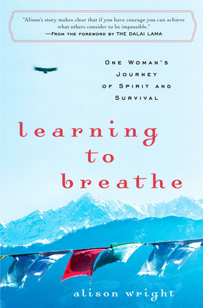 Learning to Breathe by Alison Wright