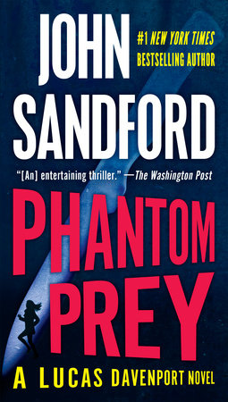 Phantom Prey by John Sandford
