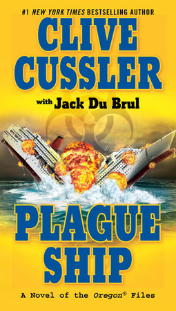 Plague Ship by Clive Cussler and Jack Du Brul