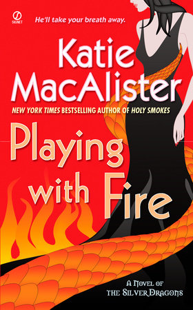 Playing With Fire by Katie Macalister