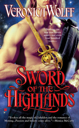 Sword of the Highlands by Veronica Wolff