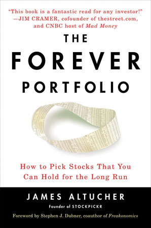 The Forever Portfolio by James Altucher
