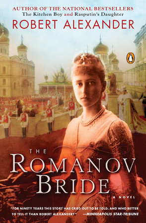 The Romanov Bride by Robert Alexander